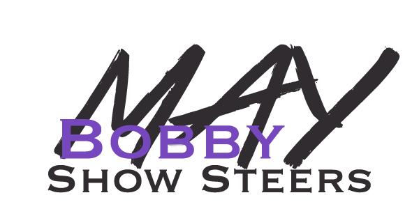 Bobby May Show Steers